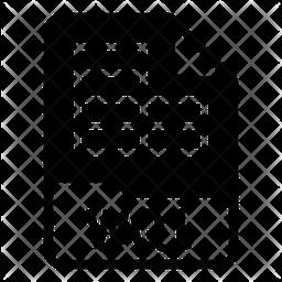 Wq1 file Icon