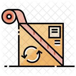 Wrap Package Icon