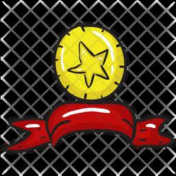 Wrestling Belt Icon
