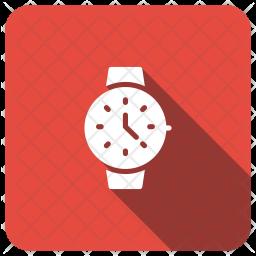 Wrist Watch Glyph Icon