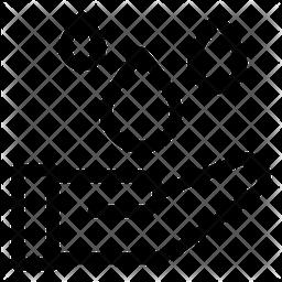 Wudhu Line Icon