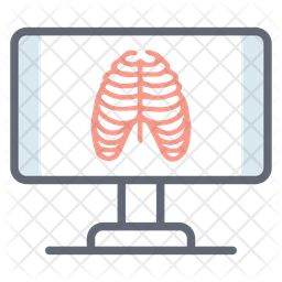 X - Ray Icon