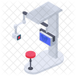 X - Ray Machine Icon