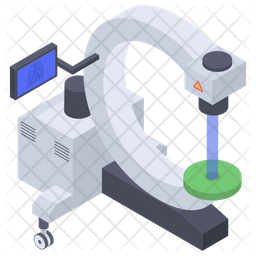 X - Ray Machine Icon