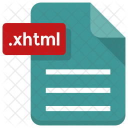 Xhtml file Icon