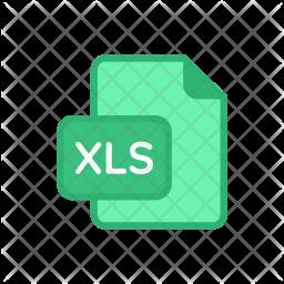 Xls file Icon