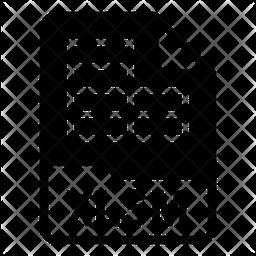 Xlsm file Icon
