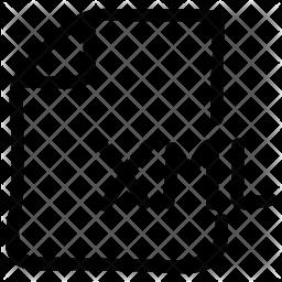 Xml file Icon