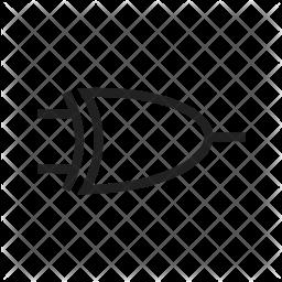 Xor gate Icon