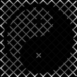 Yang yin Icon