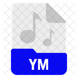 Ym file Icon