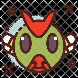 Yoda Pokemon Icon