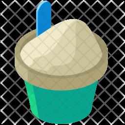 Yoghurt Icon