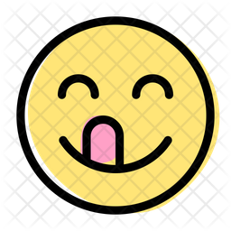 Yummy Emoji Icon