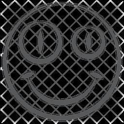 Zany Emoji Doodle  Emoji Icon