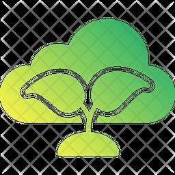 Zero emission Icon