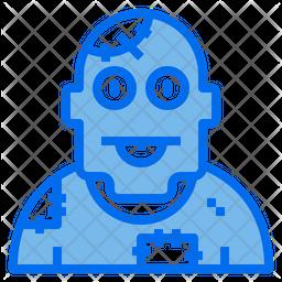 Zombie Dualtone Icon