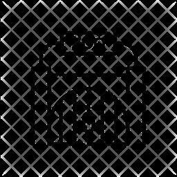 Zoo Gate Icon