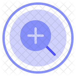 Zoom In Icon Of Flat Style Available In Svg Png Eps Ai Icon Fonts
