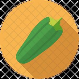 Zucchini Icon