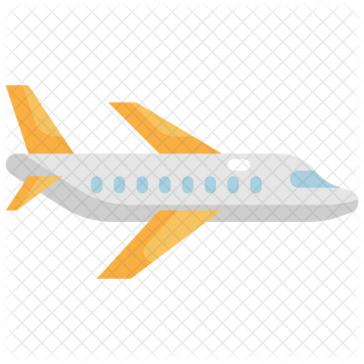 Airplane Icon Of Flat Style Available In Svg Png Eps Ai Icon Fonts