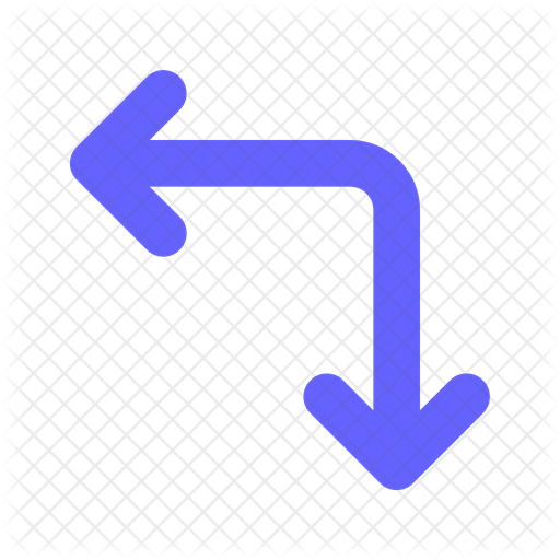 Bidirectional Arrow Icon Of Flat Style Available In Svg Png Eps Ai Icon Fonts
