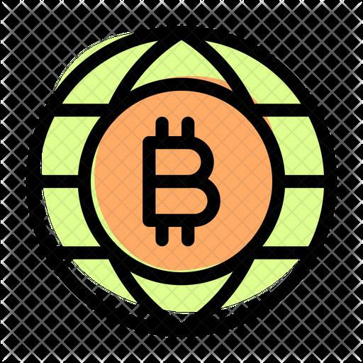 bitcoin globe)