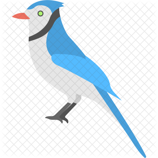 Bluebird Icon Of Flat Style Available In Svg Png Eps Ai Icon Fonts