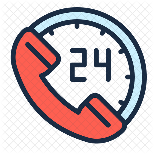 call center icon of colored outline style available in svg png eps ai icon fonts call center icon