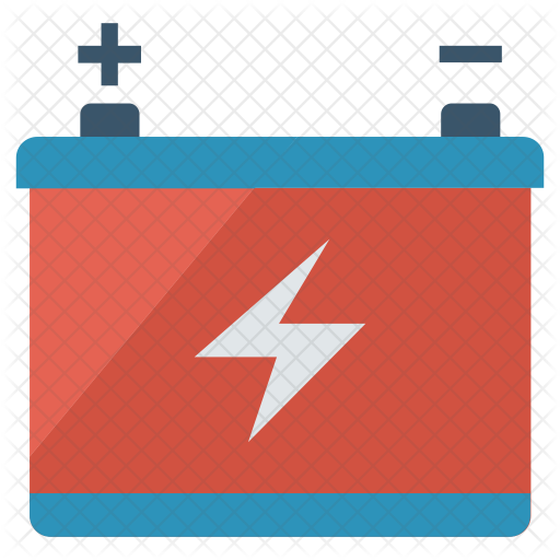 Car Battery Icon Of Flat Style Available In Svg Png Eps Ai