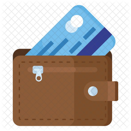 Card Wallet Icon Of Flat Style Available In Svg Png Eps Ai Icon Fonts