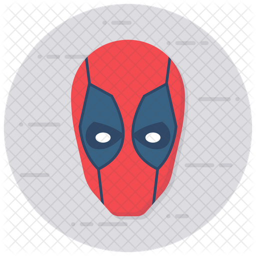 Deadpool Icon Of Flat Style Available In Svg Png Eps Ai Icon Fonts