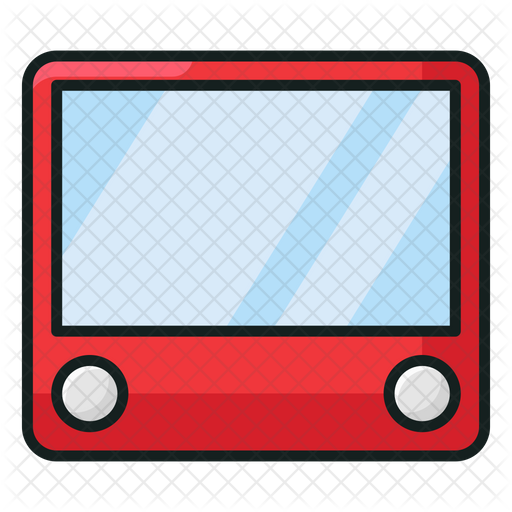 Etch A Sketch Icon Of Colored Outline Style Available In Svg Png Eps Ai Icon Fonts