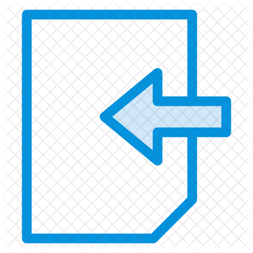 exit icon of colored outline style available in svg png eps ai icon fonts iconscout