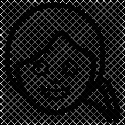 Girl Emoji Icon