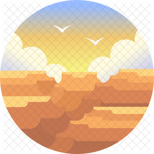 Grand Canyon National Park Icon Of Flat Style Available In Svg Png Eps Ai Icon Fonts