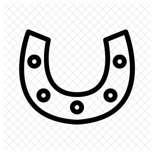 Horse Shoes Icon Of Line Style Available In Svg Png Eps Ai Icon Fonts