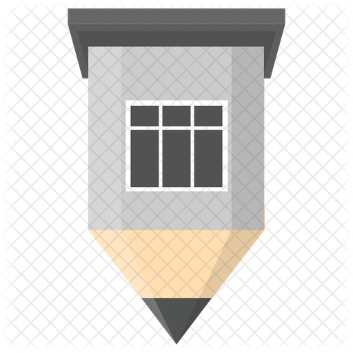 House Sketch Icon Of Flat Style Available In Svg Png Eps Ai Icon Fonts