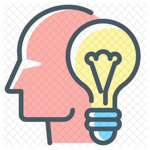 Innovative Idea Icon Of Colored Outline Style Available In Svg Png Eps Ai Icon Fonts