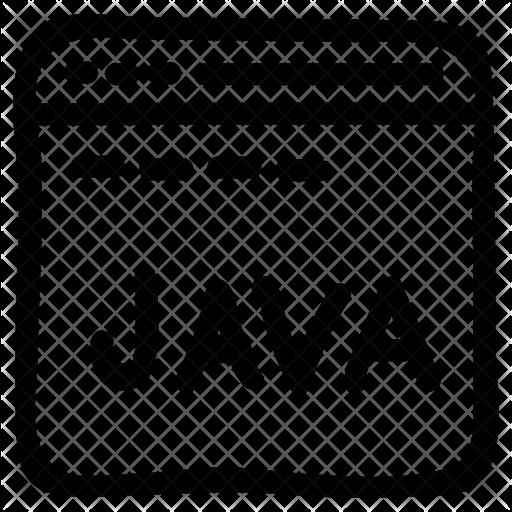 Java webpage Icon