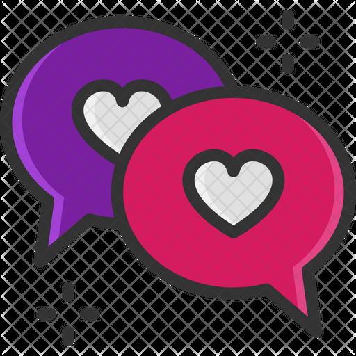 Love chat i [ASCII Art]
