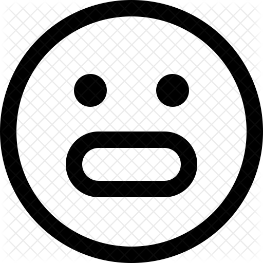 Nervous Emoji Icon