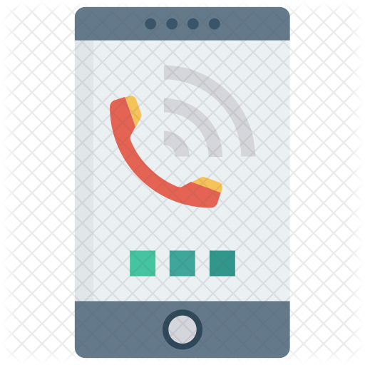 Receive Call Icon