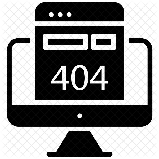 Server Error Icon Of Glyph Style Available In Svg Png Eps Ai Icon Fonts