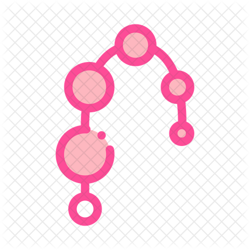 Anal Chain Icon Of Colored Outline Style Available In Svg Png Eps Ai Icon Fonts