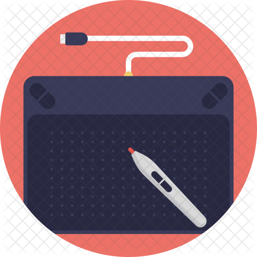 Sketch Pad Icon Of Flat Style Available In Svg Png Eps Ai Icon Fonts