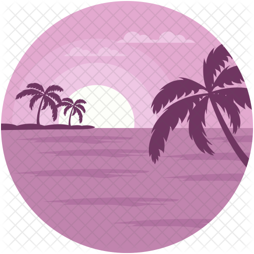 sunset icon of flat style available in svg png eps ai icon fonts sunset icon
