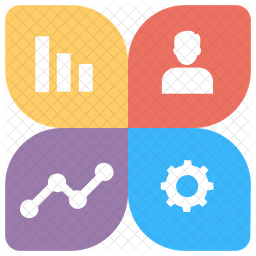 swot analysis icon of flat style available in svg png eps ai icon fonts swot analysis icon