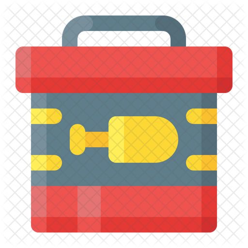Toolbox Icon Of Flat Style Available In Svg Png Eps Ai Icon Fonts