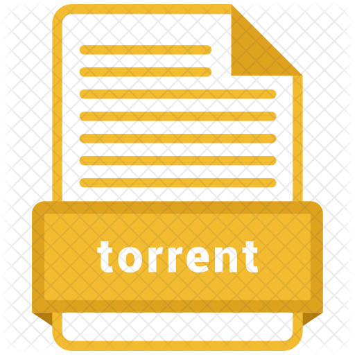 Torrent File Icon Of Colored Outline Style Available In Svg Png Eps Ai Icon Fonts